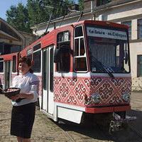 Львов трамваи карта