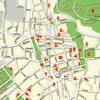 План центра Львова